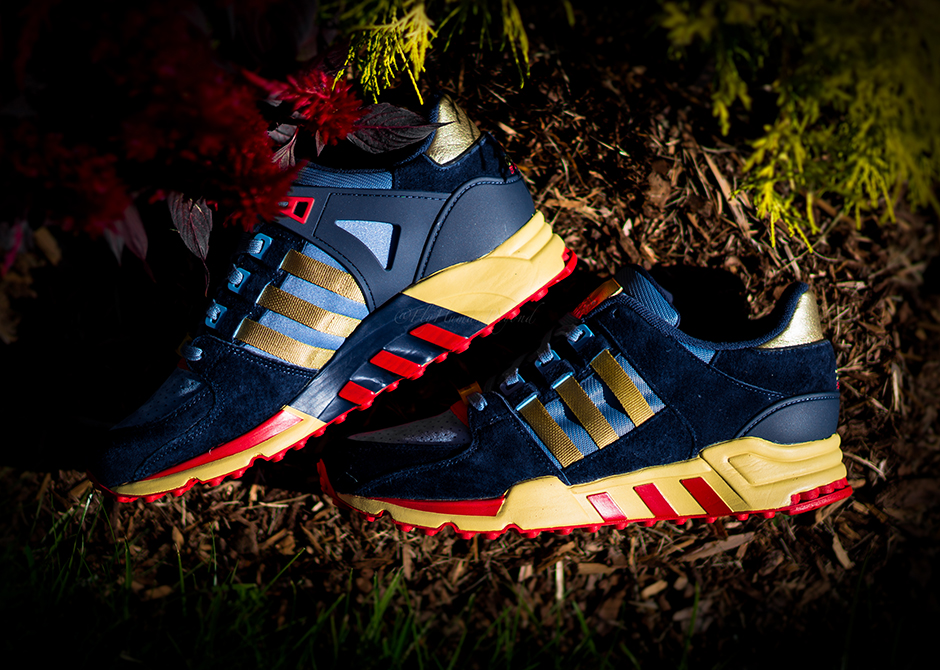 separation shoes 71c0e 6864e Packer Shoes x adidas Originals EQT Support  93