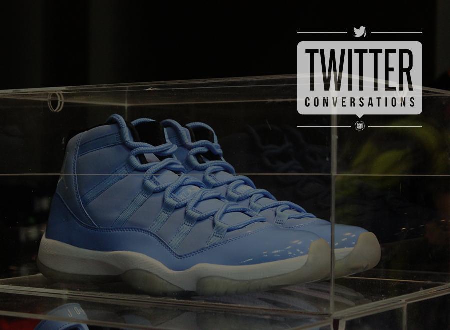 "Twitter Conversations: The Air Jordan ""Ultimate Gift of Flight"" Pack"