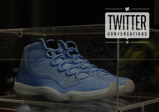 "Twitter Conversations: The Air Jordan ""Ultimate Gift of Flight"" Pack"