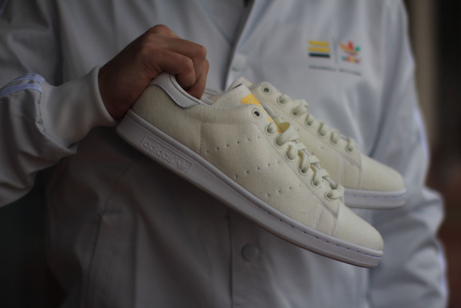 729b1910c7 Pharrell x adidas Originals Stan Smith