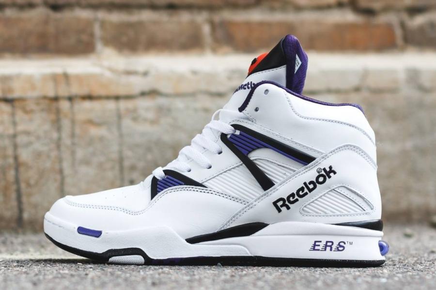 b05affc38354 Reebok Pump Omni Zone - White - Team Purple - Black - SneakerNews.com