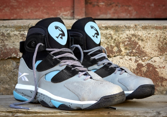 "Reebok Shaq Attaq 4 ""Brick City"""