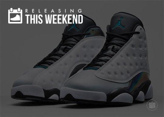 Sneakers Releasing This Weekend – October 25th, 2014