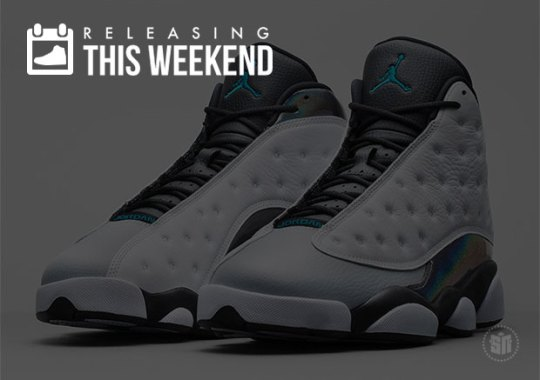 Sneakers Releasing This Weekend – October 25th, 2014