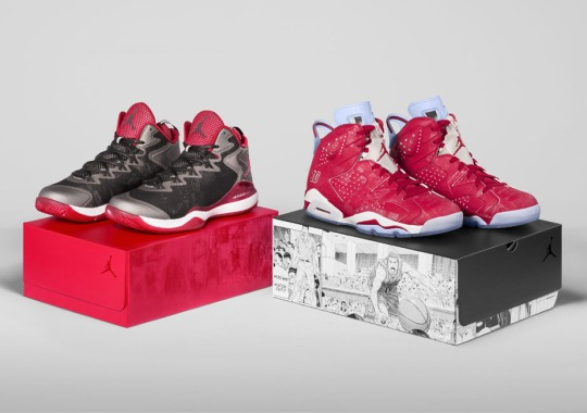 Slam Dunk x Jordan Brand – Release Date