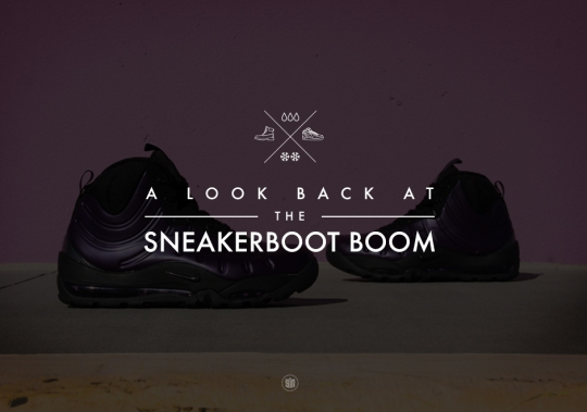 A Look Back At The Sneakerboot Boom