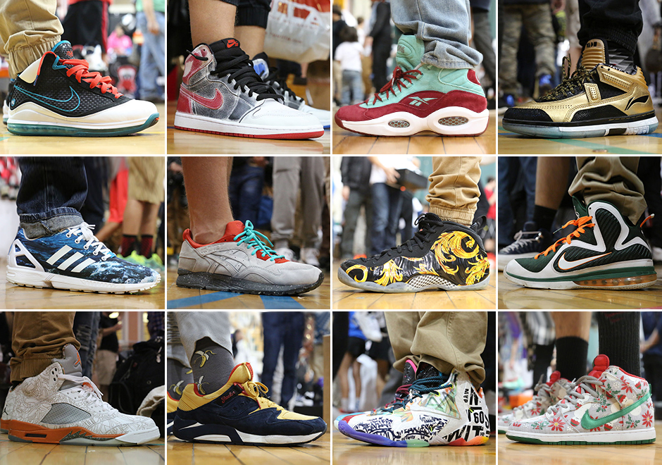 Sneaker Con Chicago had so much on-feet greatness that one post wasn t  enough. From the surprising amount of LeBron exclusives for a city that  claims to ... 7a0c5000a6