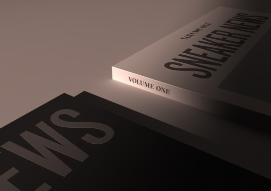 Coming soon: SNEAKER NEWS Volume One – A collectible & premium magazine.