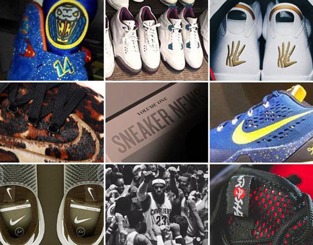 Sneaker News Weekly Rewind: 10/25 – 10/31