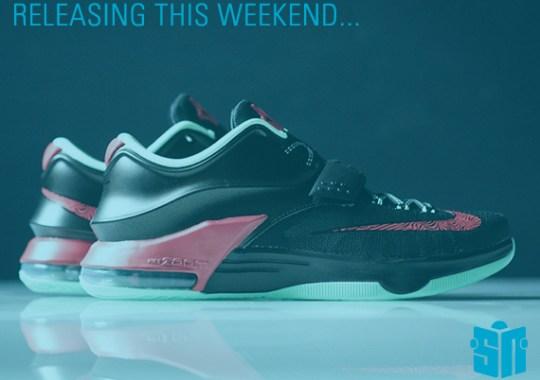 Sneakers Releasing This Weekend – October 4th, 2014