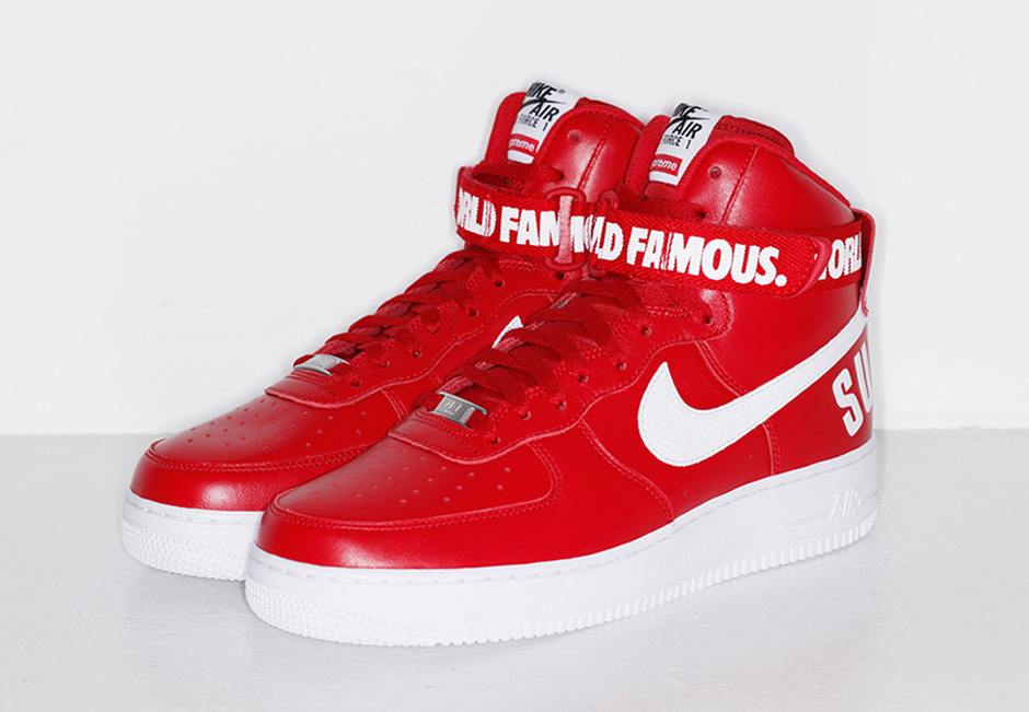 Air Force Suprema Nike 1 Alta Data Di Rilascio ZBvm4fWw