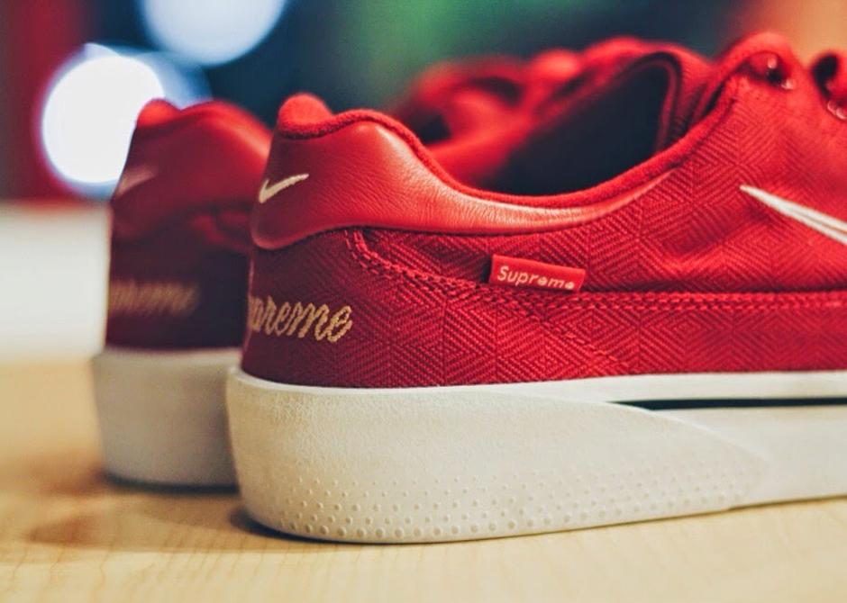 09ae584b1af Supreme x Nike SB GTS - Red - White - SneakerNews.com
