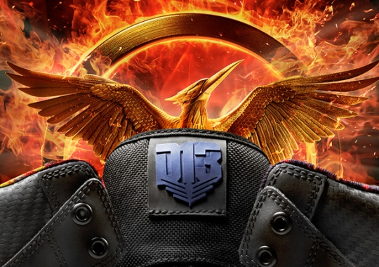 "Supra ""The Hunger Games"" Pack"