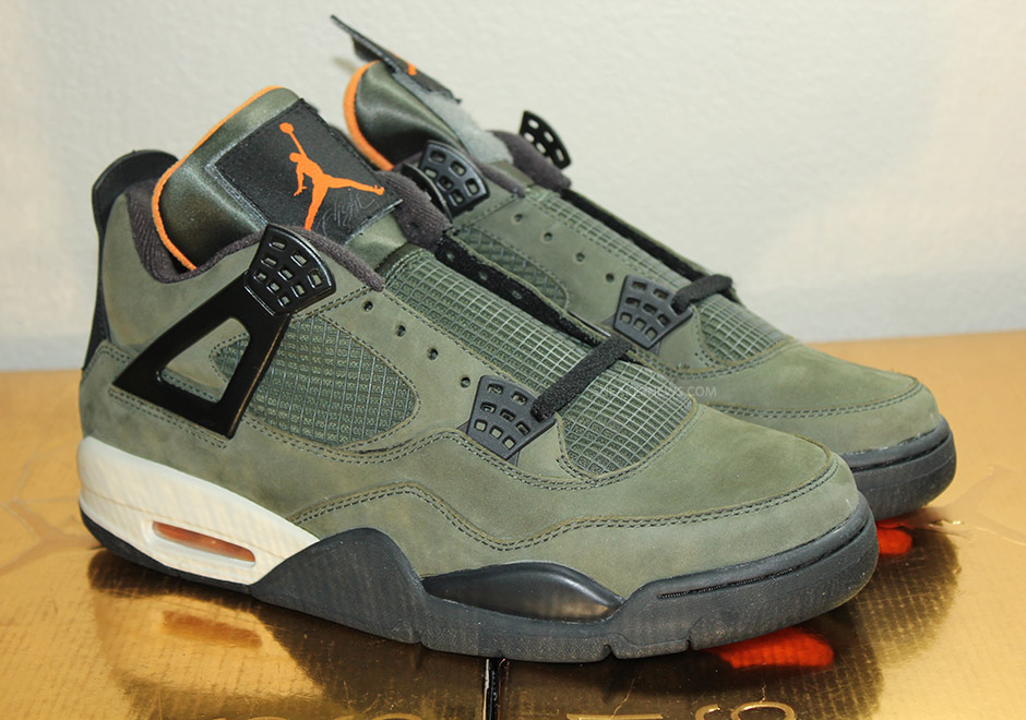 finest selection fa188 38c9a Rare Air  Comparing the UNDFTD x Air Jordan 4 with the Unreleased Version -  SneakerNews.com