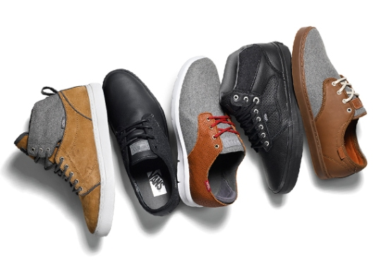 "Vans OTW ""Felt Pack"" for Holiday 2014"