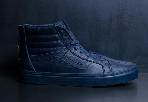 0b2dea164b6 durable modeling Van CA Sk8-Hi Zip Leather Available - s132716079 ...