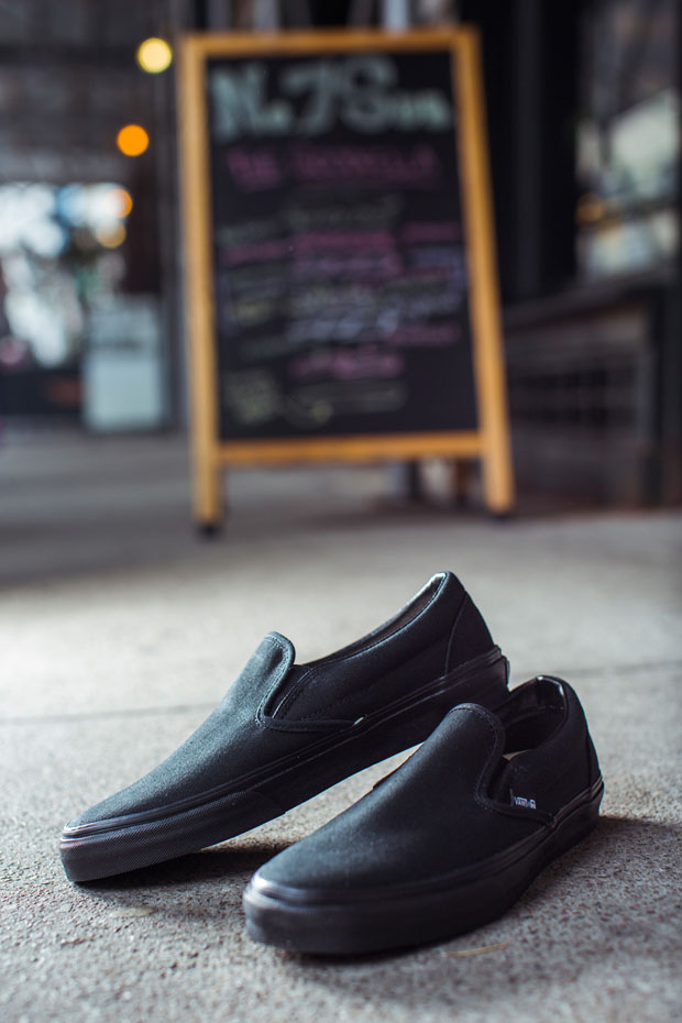 Vans Collaborates with Chef Tyler Kord for Kitchen-Friendly