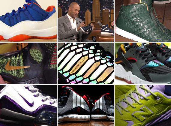 Sneaker News Weekly Rewind: 9/27 – 10/3