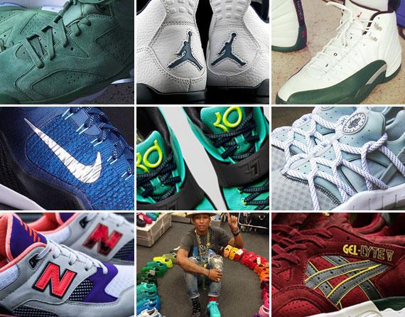 Sneaker News Weekly Rewind: 10/4 – 10/10