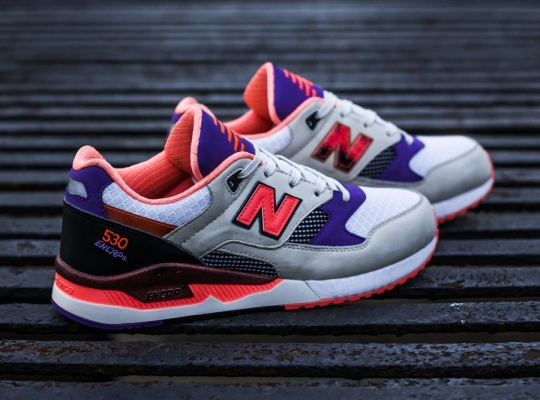 """WEST NYC x New Balance 530 """"Project 530"""""""