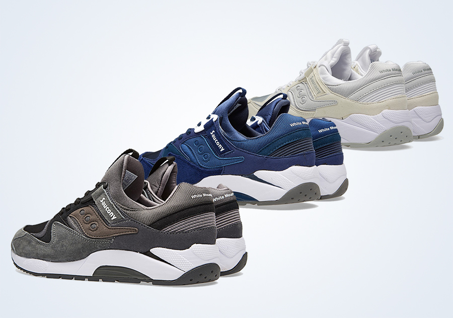 d32efa514e81 White Mountaineering x Saucony Grid 9000 - Available - SneakerNews.com