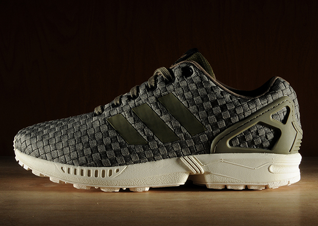 c759abb747688 adidas ZX Flux Reflective Weave