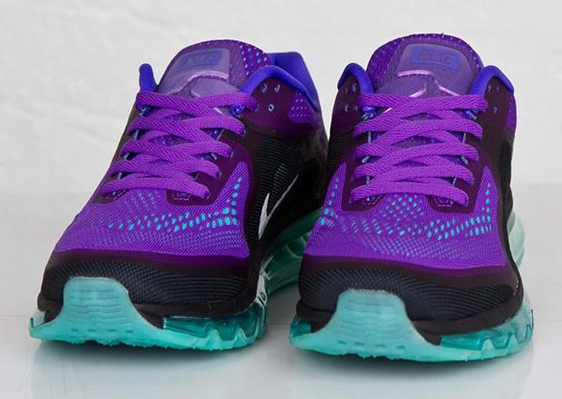 hot sale online f9387 e4b53 Nike-Air-Max-2014-Hyper-Grape-Hyper-Jade-2 - SneakerNews.com