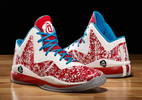 adidas D Rose 773 III. adidas Unveils New D Rose Sneaker with University of  Louisville Armed Forces Classic Collection 5aa59d7b7df1
