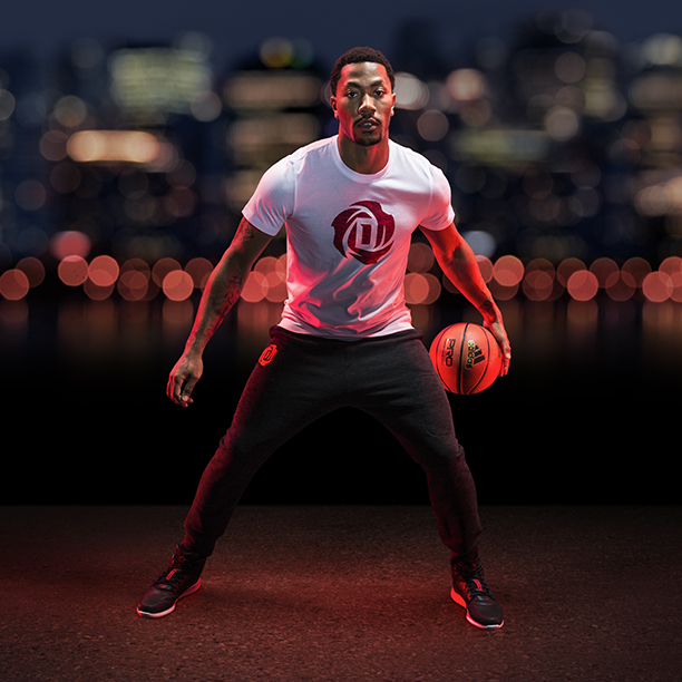 d rose adidas clothing