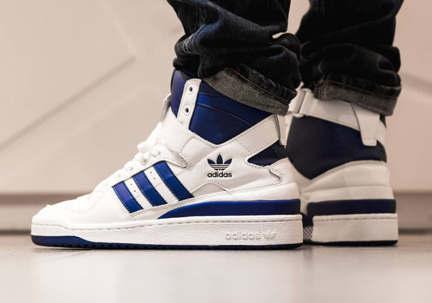 adidas originals forum hi og onfeet images