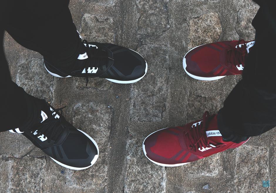 Adidas Originals Zapatillas De Deporte De Color Burdeos Guía Tubular 781o5xulV5