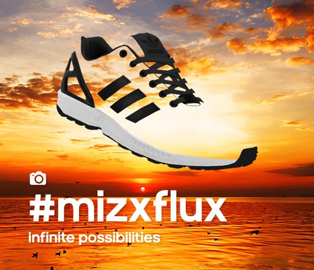 adidas Originals ZX Flux (Leopard) VILLA