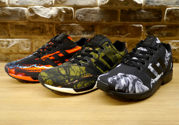 big sale b8541 d1667 adidas Originals ZX Flux