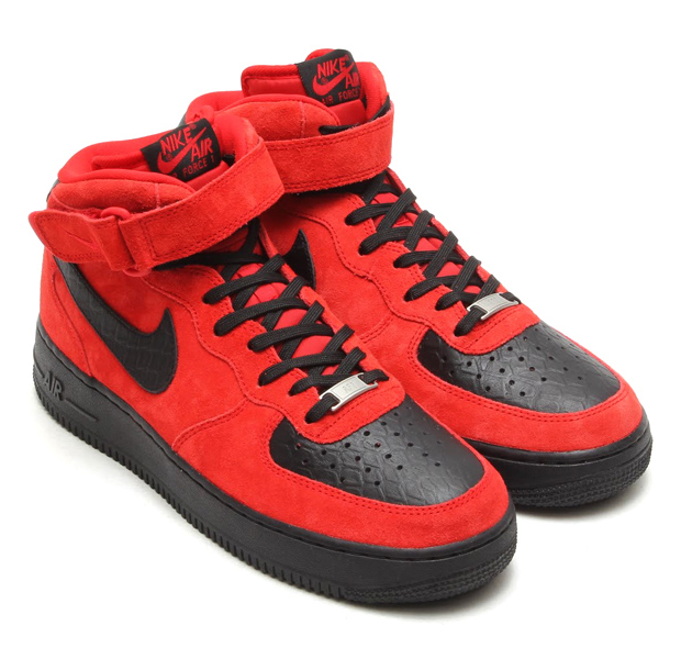 Air Force One Shoes Size
