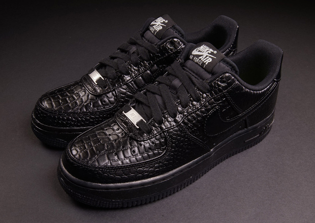 nike air force 1 crocodile