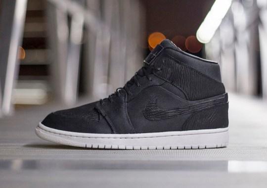 "Air Jordan 1 ""Black Friday"" by JBF Customs"