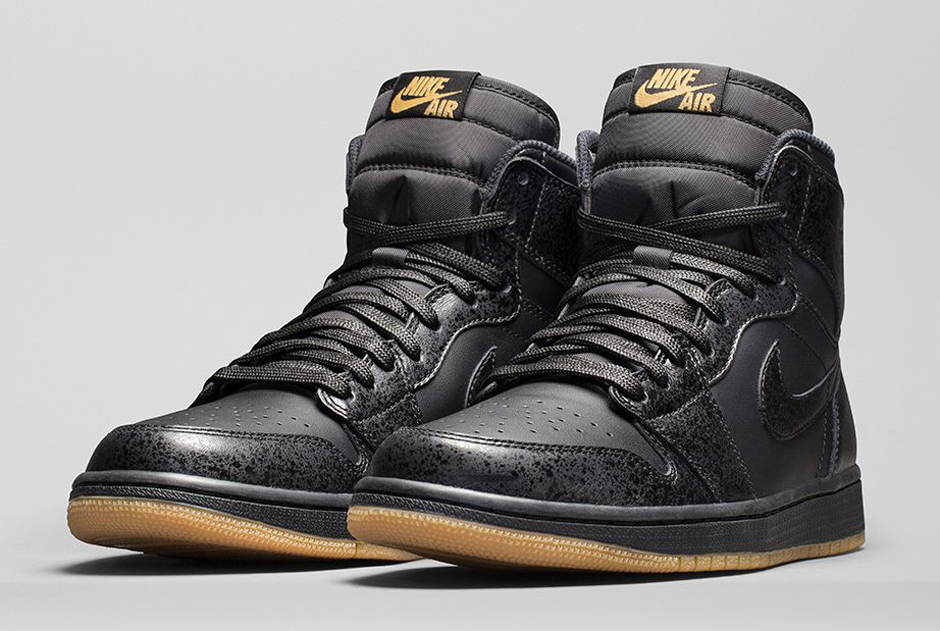 Nike Air Jordan 1 High OG Black Gum