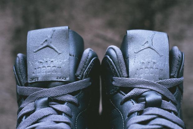 Air Jordan En Mid (nouveau) Retro Basketball Sko 3XZZJlCeI
