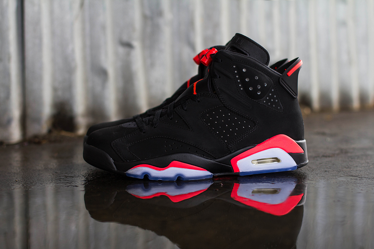 97484aef88e Jordan 6 Infrared Black Friday Price is  185