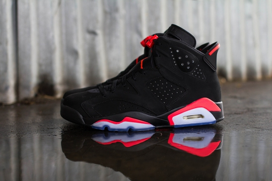 "Air Jordan 6 ""Black Infrared"" – Release Reminder"