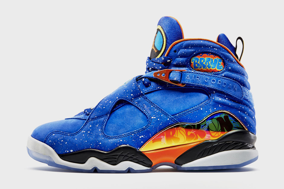 air jordan viii doernbecher shoes