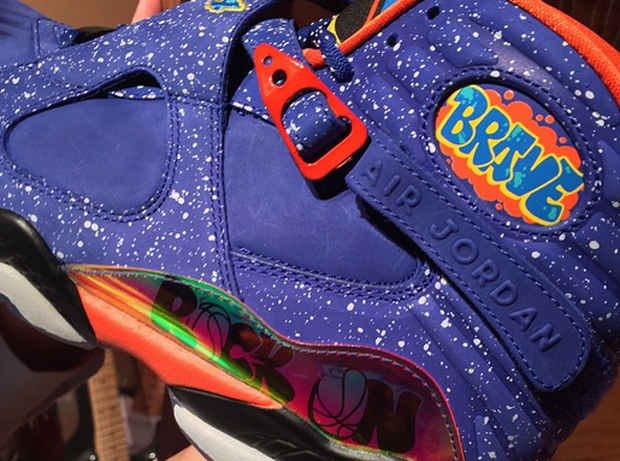 wholesale dealer 01507 2789f Air Jordan 8 Doernbecher - Release Date - SneakerNews.com