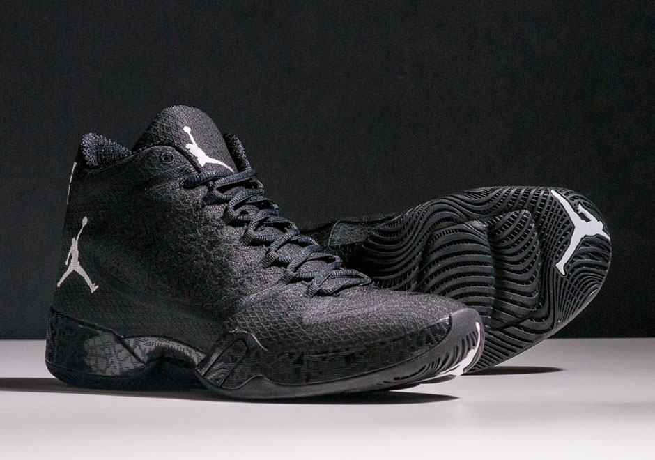 air jordan 29 black and white