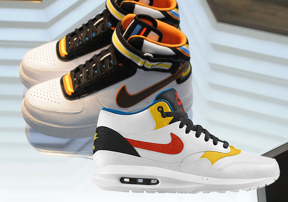 acc0ace377 Nike Air Max 1 Mid iD Imagined in Iconic