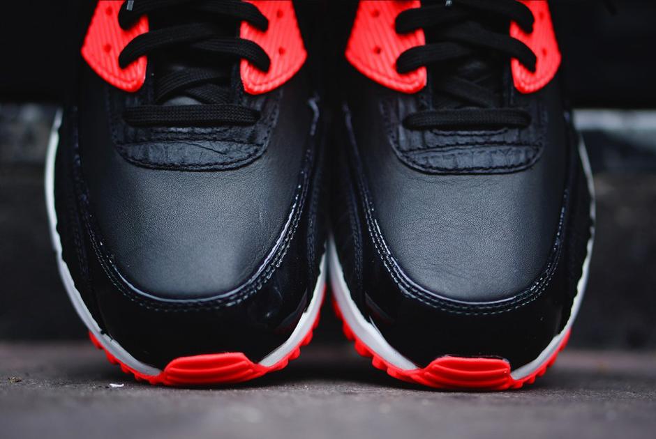 Nike Air Max 90 2014 Nero Jordan Infrarossi TjDbJEt