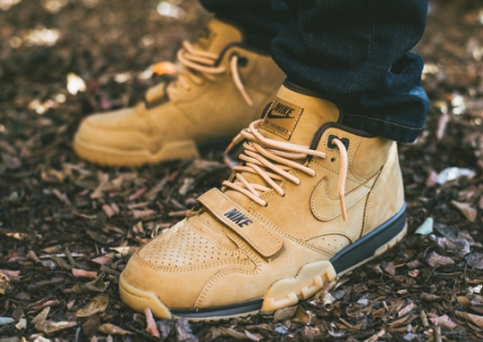 "Nike Air Trainer 1 Mid ""Flax"" – Available"