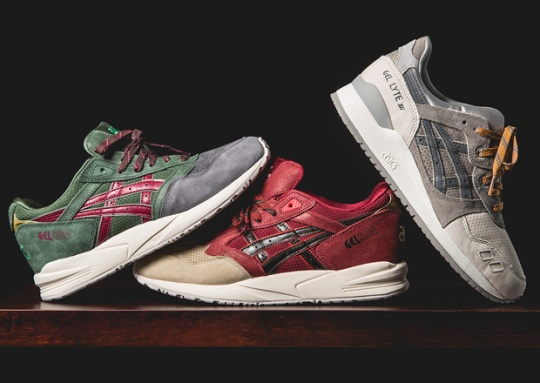 "Asics Holiday 2014 ""Christmas"" Pack – Available"
