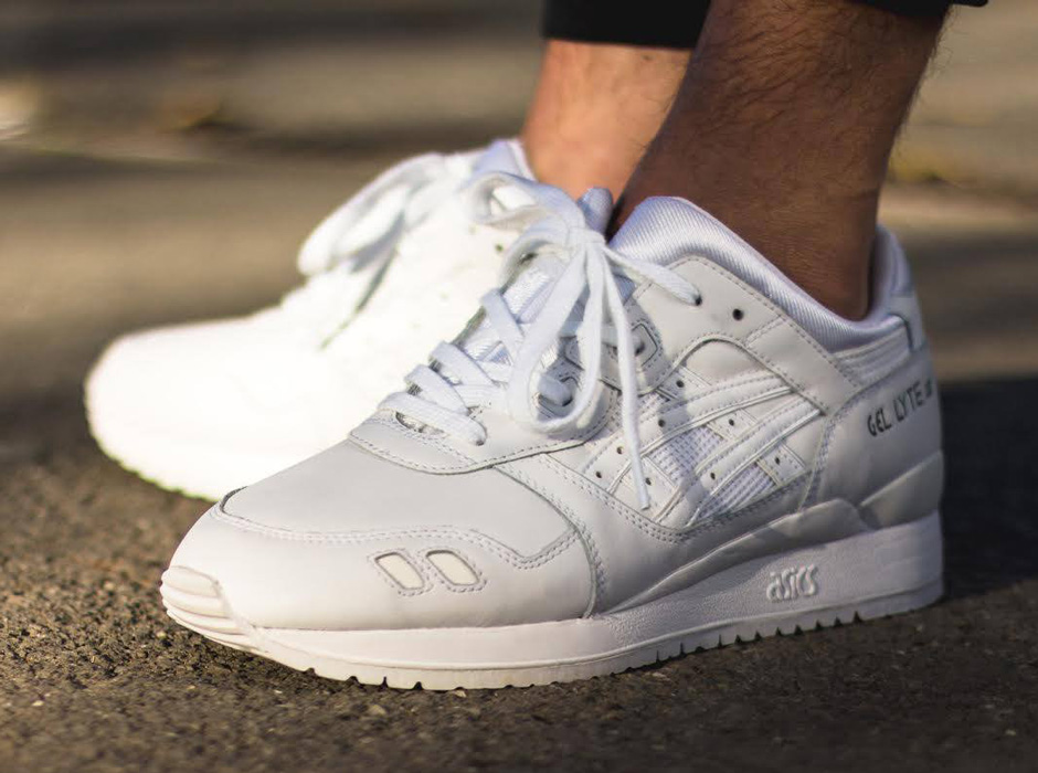 asics gel withe