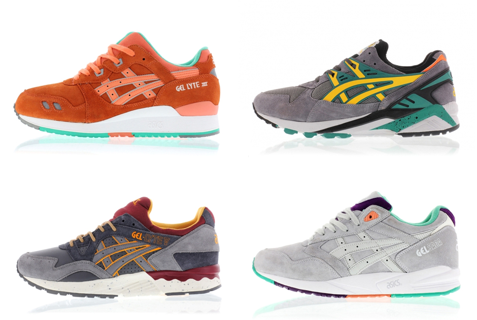 14 Asics Releases To Look Forward To For January 2015