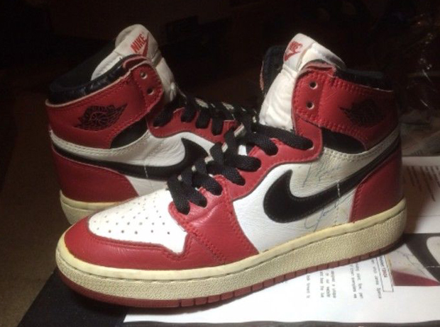 If you caught the latest NINE@NINE: Jordans Not Autographed by Michael, it  brought to life some of the most intriguing Jordans, both rare and  otherwise, ...